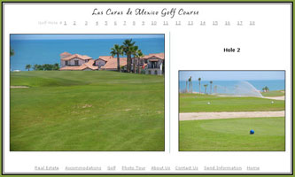 Take a Photo Tour of our Golf Course